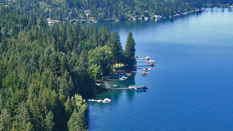 Search North Idaho Luxury Homes Priced over $500,000