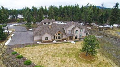 For Sale, Luxury Home at 4727 S Greenfield Lane in Cda